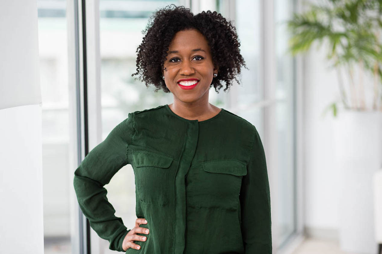Business Talk With Boss Babe April Knight-Copeland