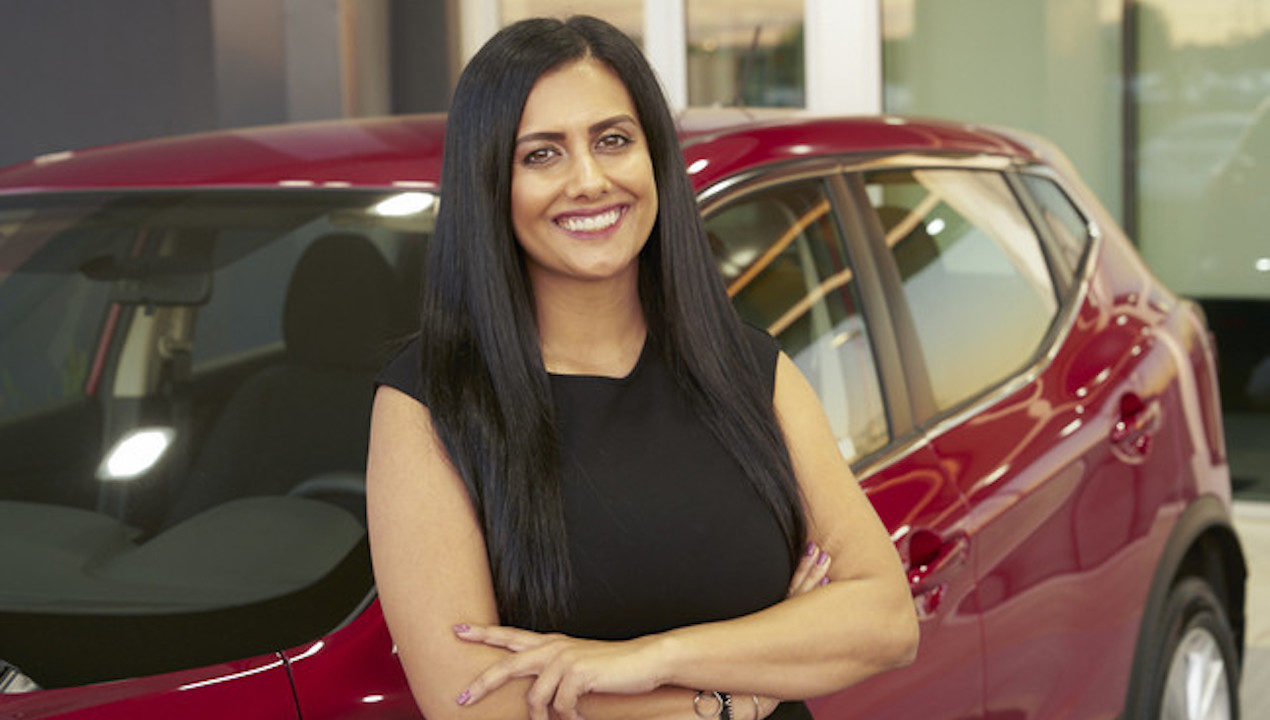 Meet Nakita Joshi's Rise in The Male-Dominated Auto Industry