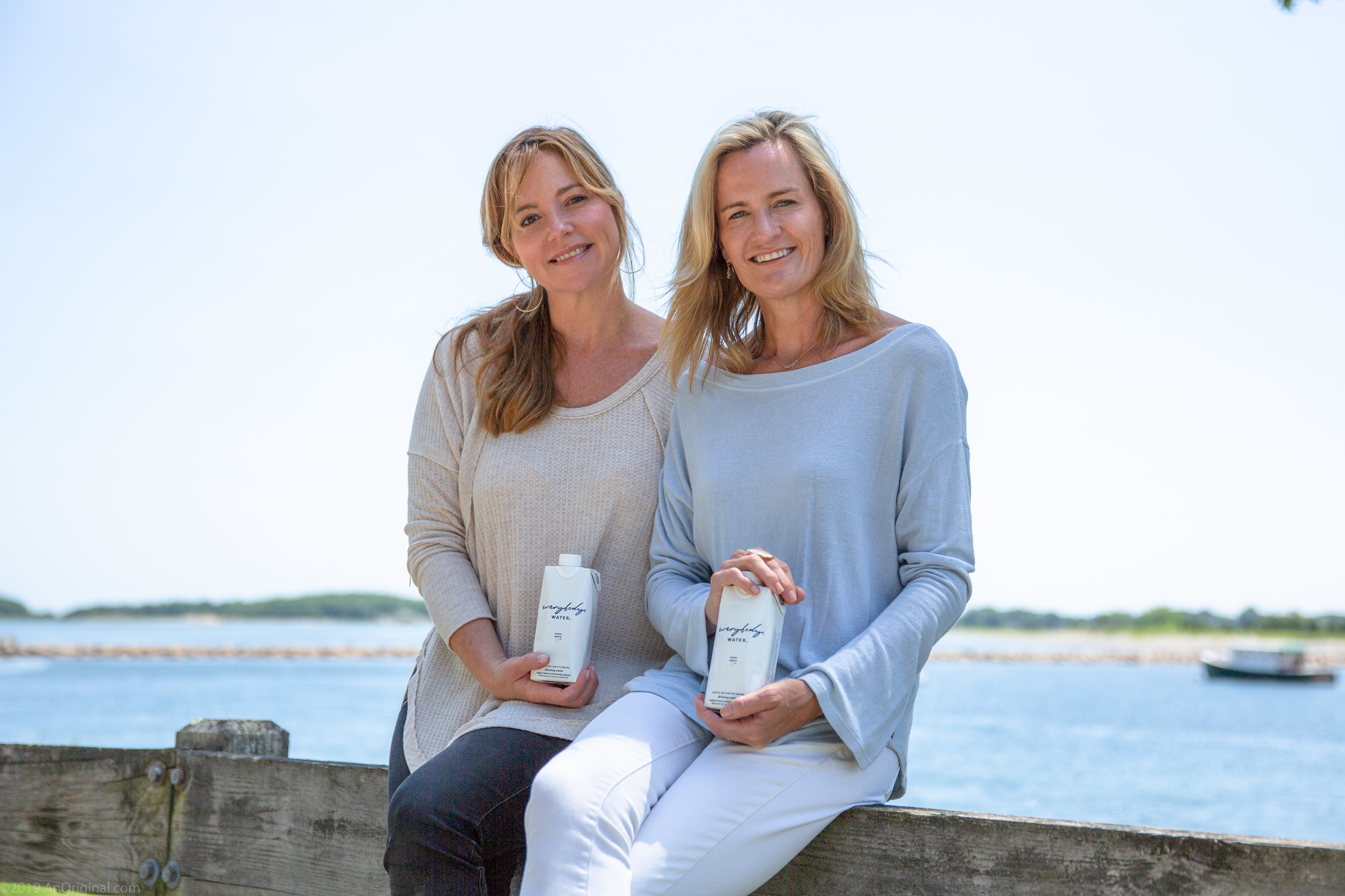 Two Entrepreneurs Started A Business That Is Saving Lives Everybody Water