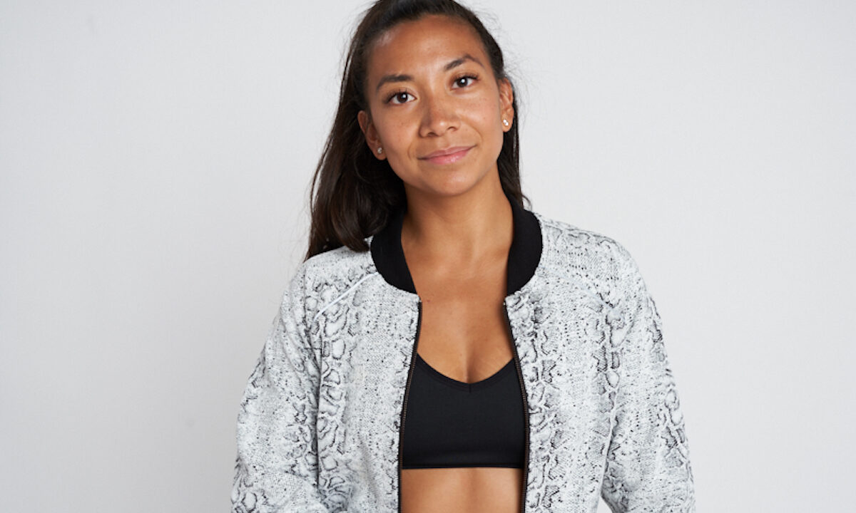"""Tatiana Lampa, Founder of The New Fitness App; """"Training with T"""" & The Move Better program"""