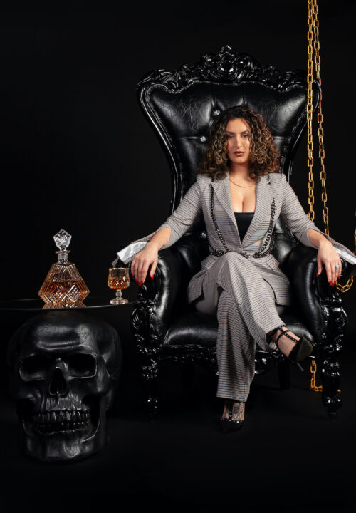 Michigan's CEO and Founder of the Guilty Pleasures by Millie and Millie Montana Industries