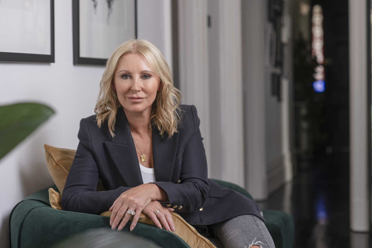 Former Sportsgirl CEO, Founder of 'Mentor Me Women' and Author of Leader by Design
