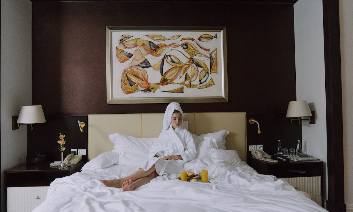 How To Actually Enjoy Your Downtime womenontopp.com women on topp