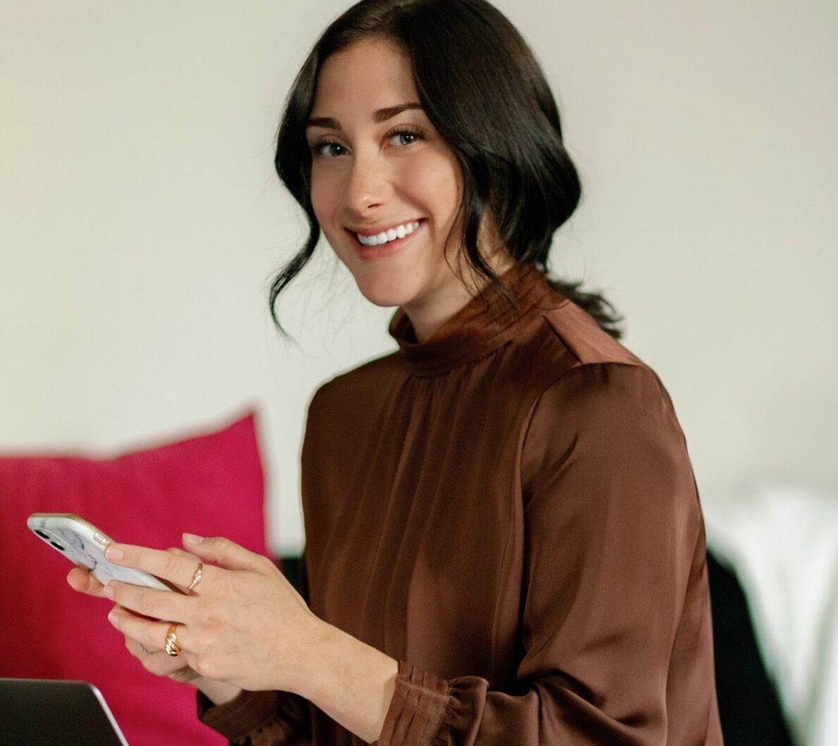 Founder & CEO of a Real Estate Marketing Company - The Social Acre womenontopp.com women on topp