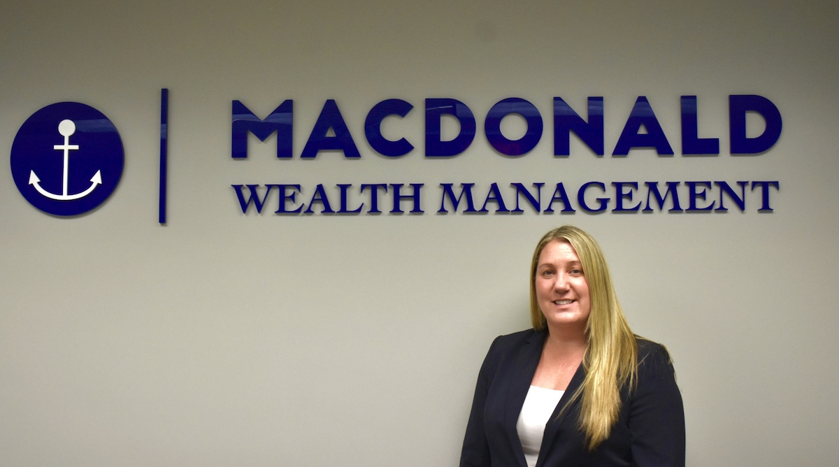 """Interview: MacDonald Wealth Management Founder Katie MacDonald says, """"Set up Systematics it Takes Away The Pressure From You & You can Build Wealth"""""""
